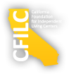 Logo of California Foundation for Independent Living Centers.