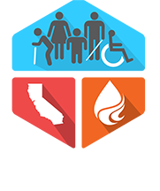 Logo of Disability Disaster Access & Resources