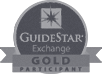 Logo of GuideStar Exchange Gold Participant.