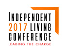 Graphic of 2017 Independent Living Conference - Leading the Charge