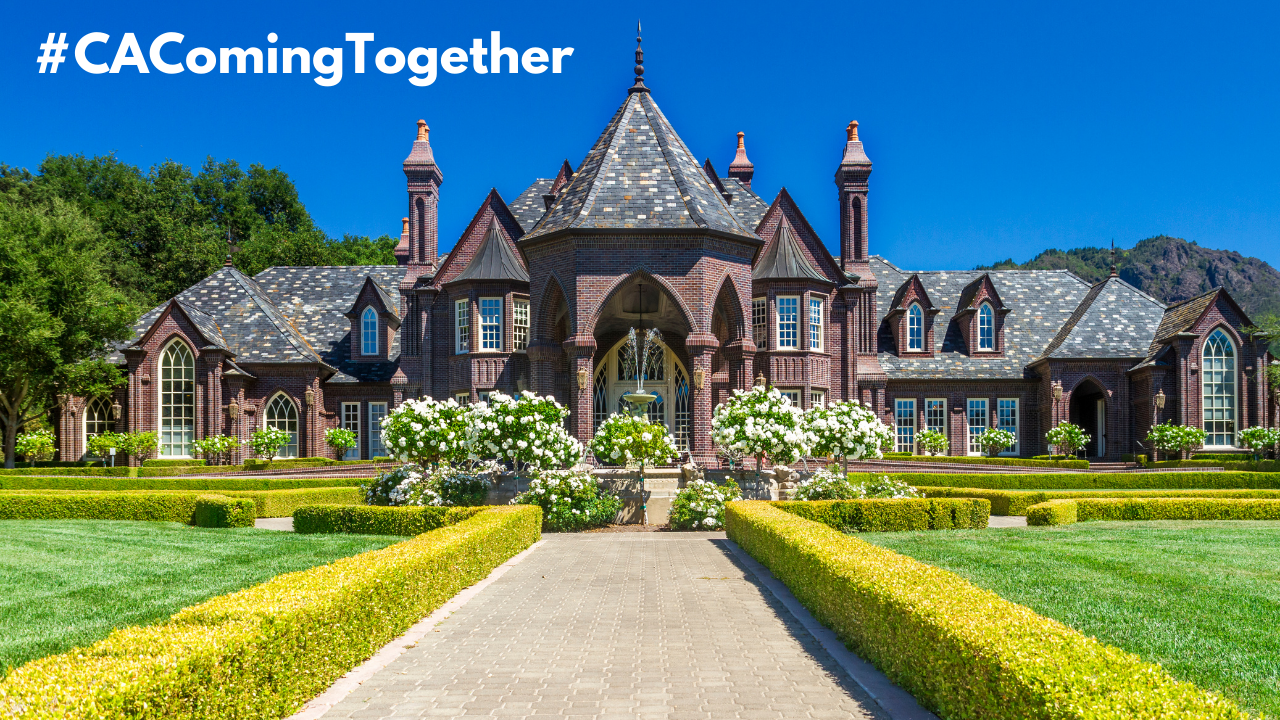 Image of Solvang, California #CAComingTogether