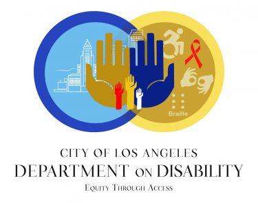 City of Los Angeles Department on Disability Logo